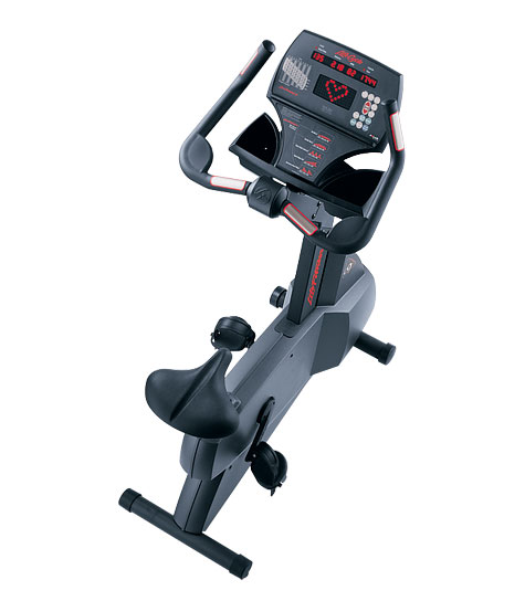 Life Fitness Upright Exercise Bikes