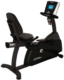 <strong>Life Fitness R1 Advanced Recumbent Cycle</strong>