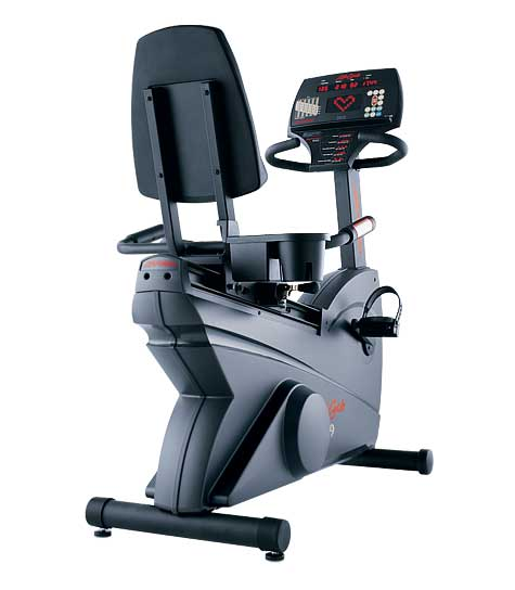 <strong>Life Fitness R9i Recumbent Cycle</strong>